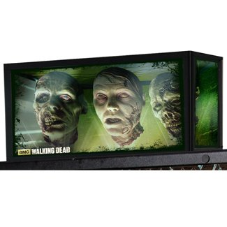 The Walking Dead Fish Tank Topper