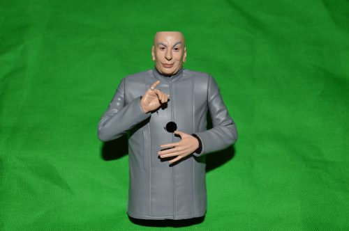 Austin Powers Dr. Evil Figure 880-5052-00