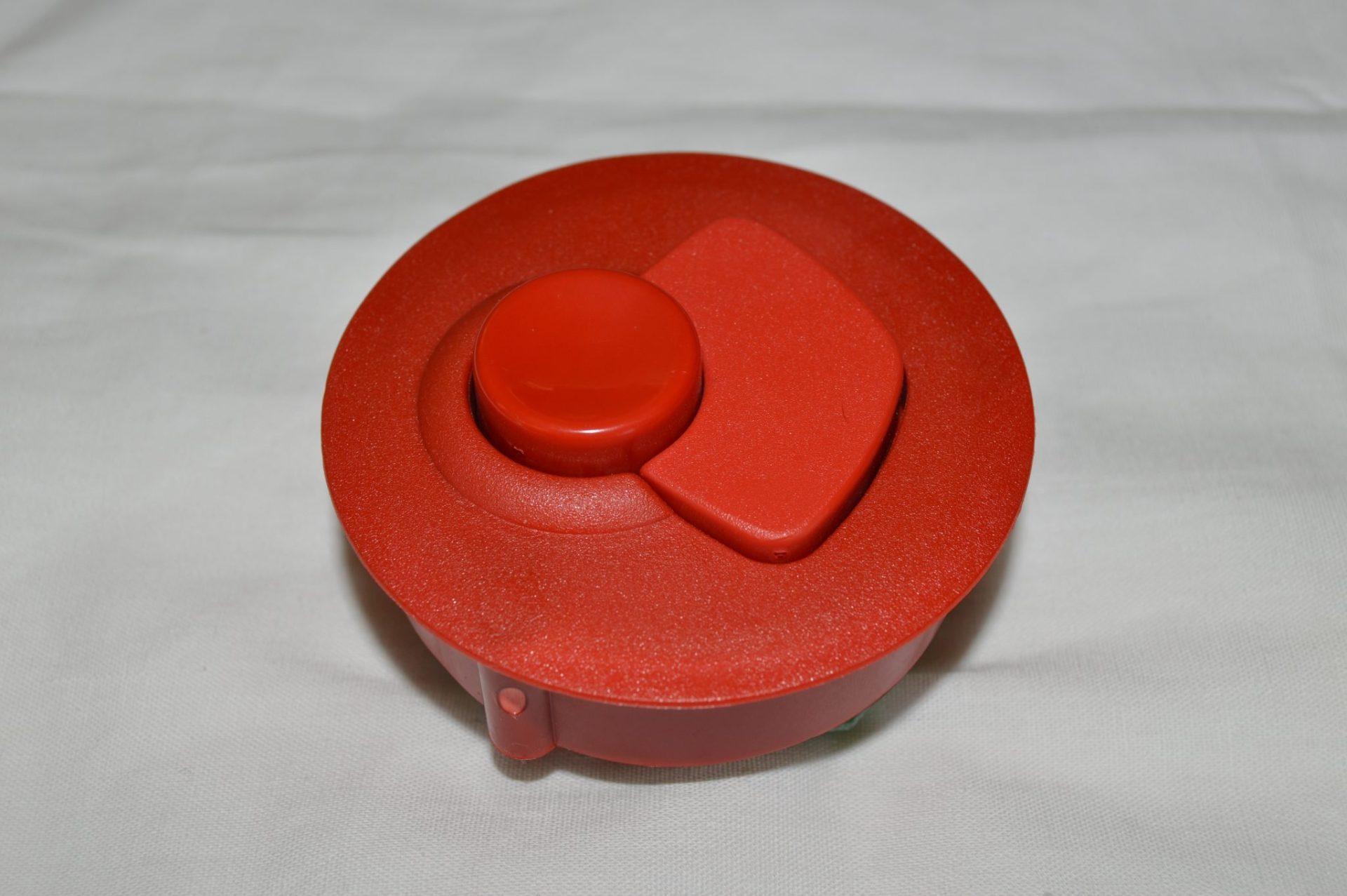 Pinball 2000 Flipper Button Assembly A-22984-1
