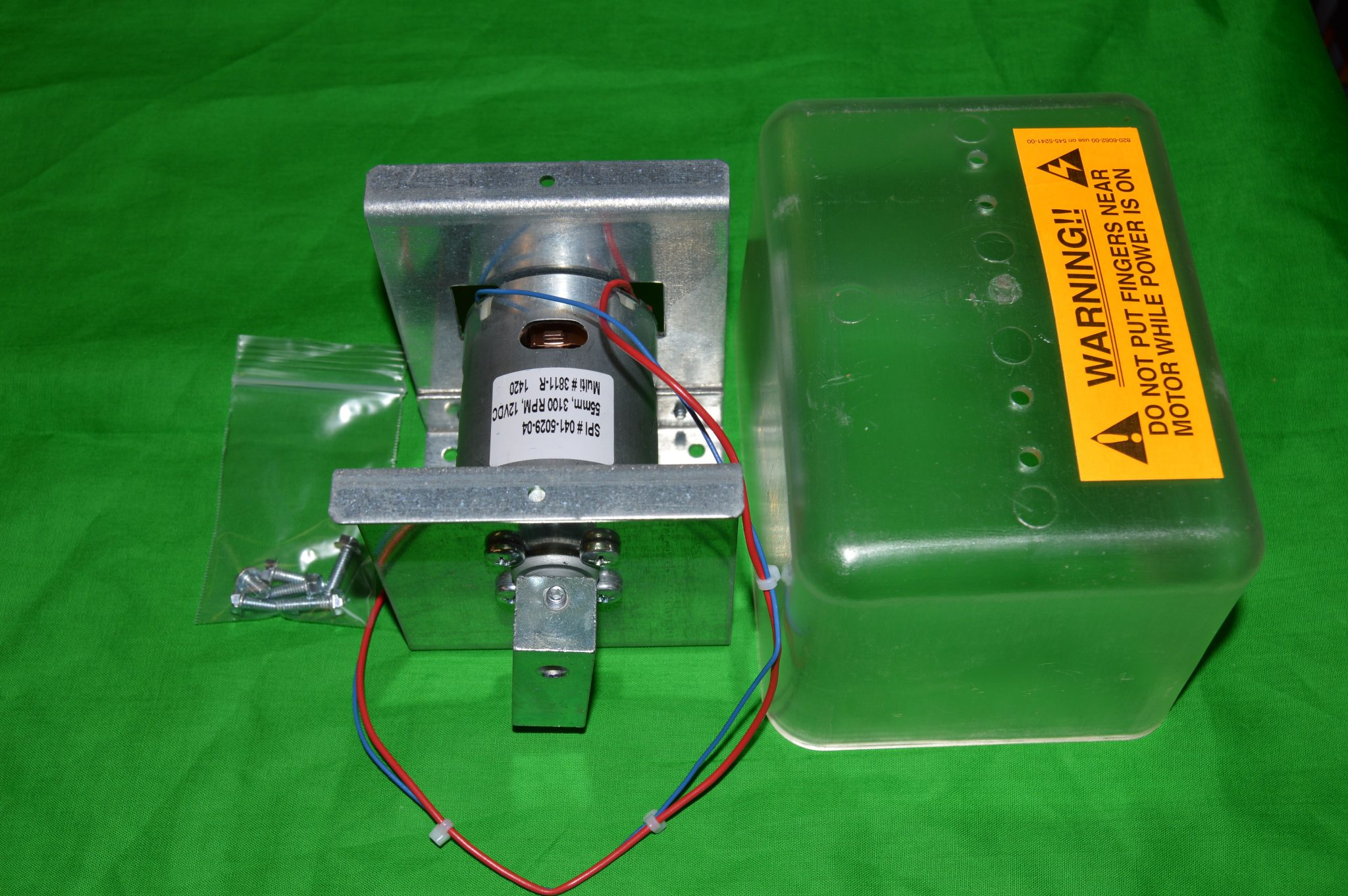 Wizard Of Oz Shaker Motor Kit