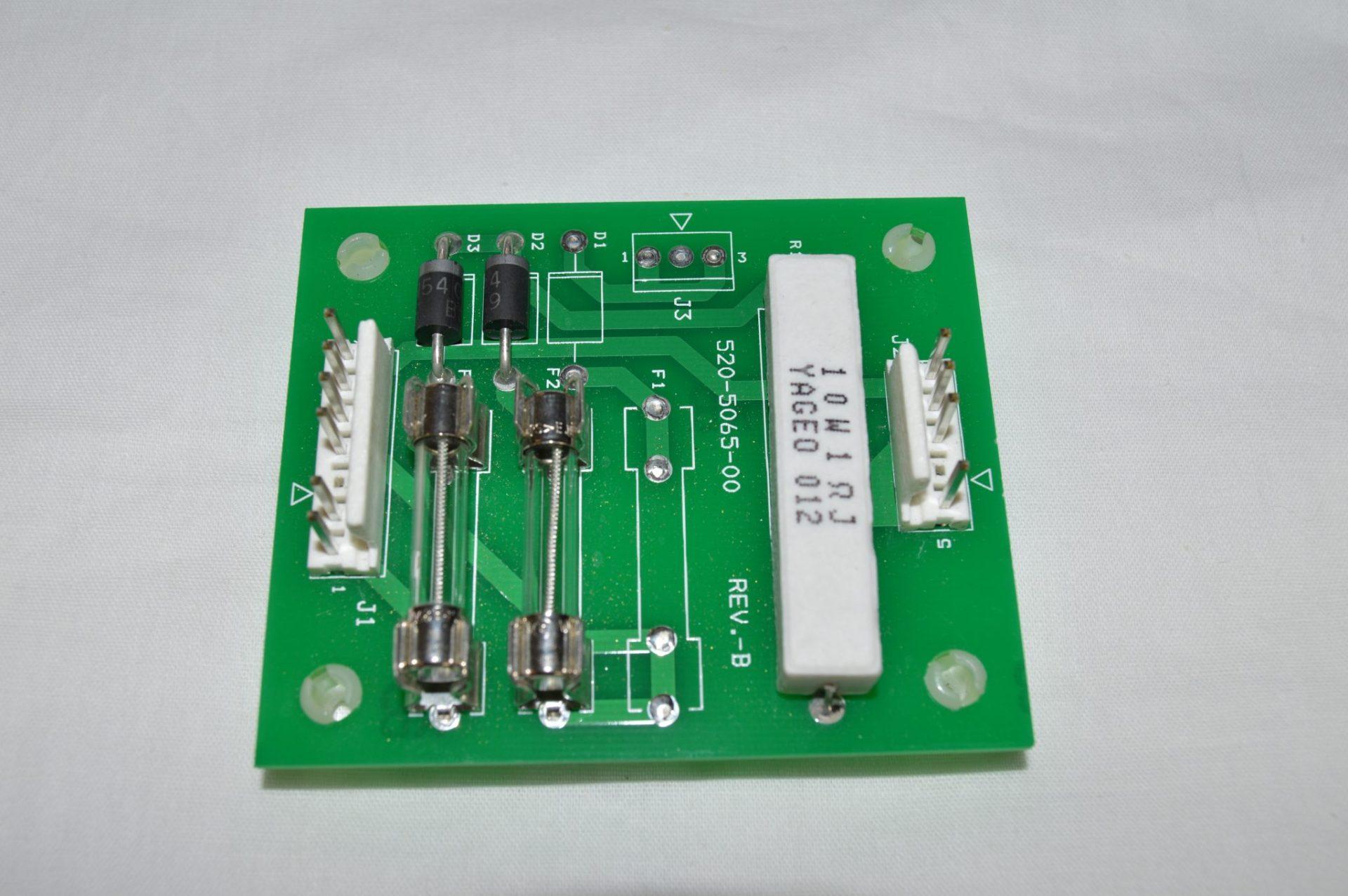 Shaker Motor Board Data East, Sega, Stern 520-5065-00