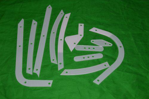 NBA Fastbreak Back Box Plastic Set