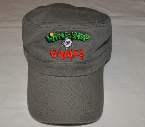 Little Shop of Games Cap