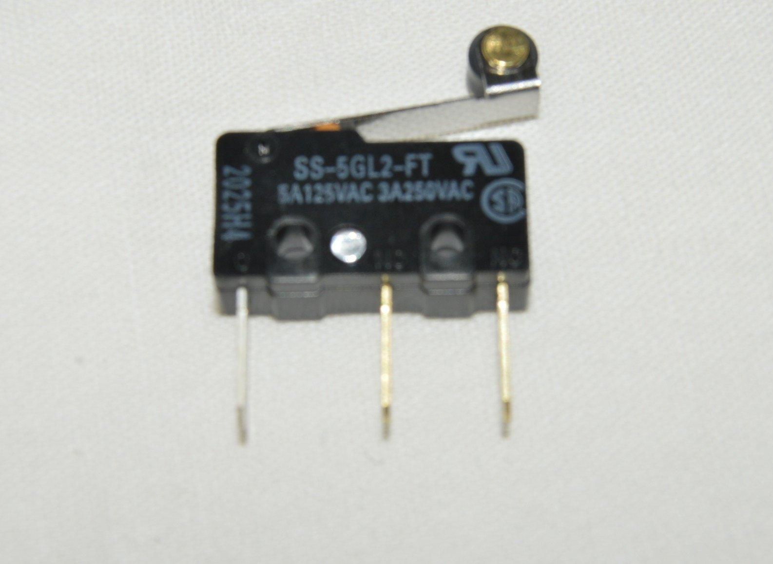 Data East/Sega/Stern Ball Detect (blade with roller)180-5119-02