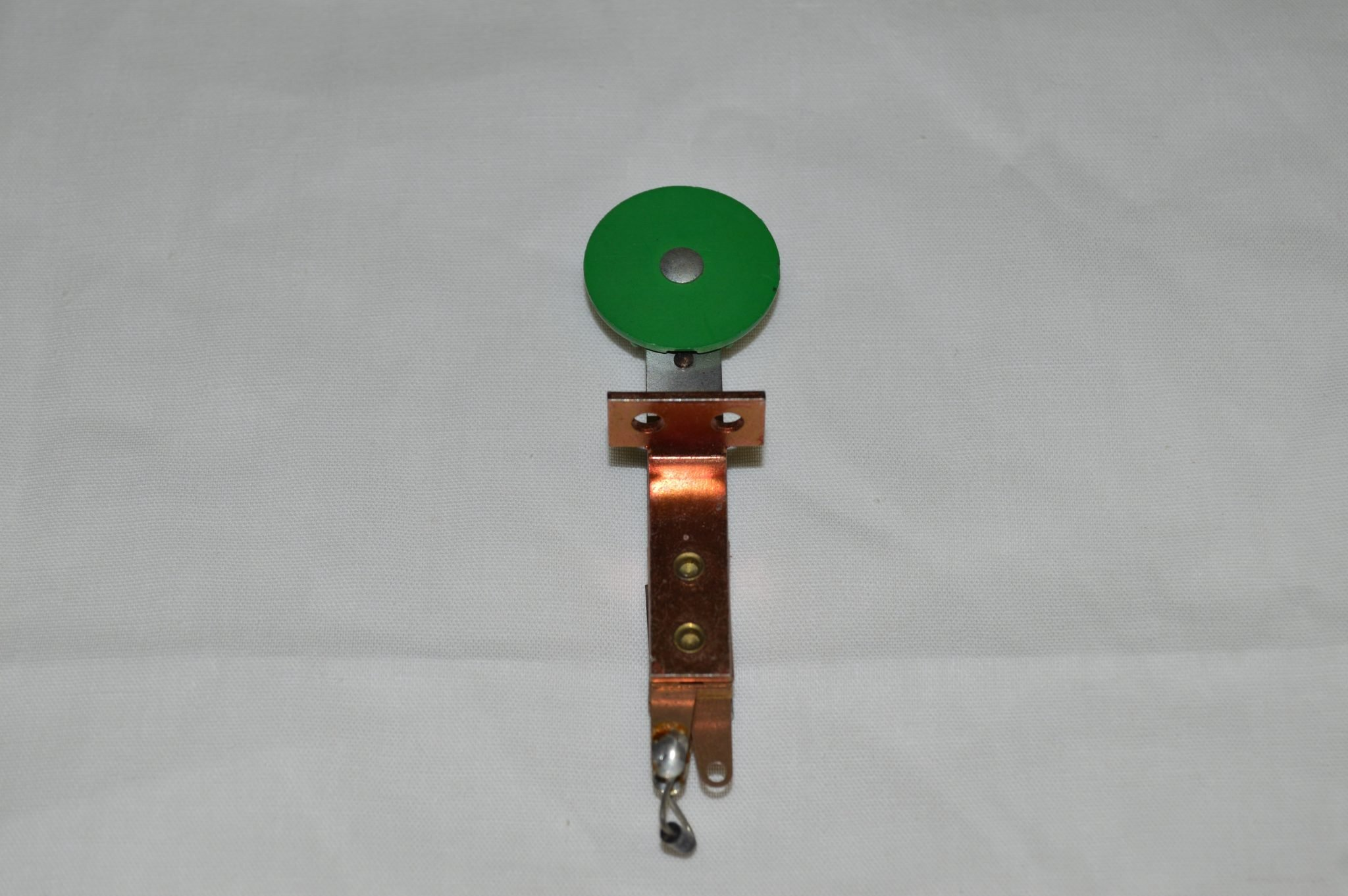Round Target Switch Green A-14691-2
