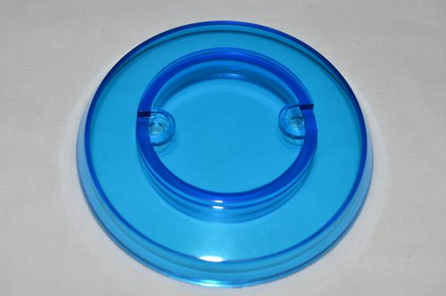Light Blue Transparent Pop Bumper Cap 03-8254-30