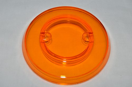 Oramge Transparent Pop Bumper Cap 03-8254-12