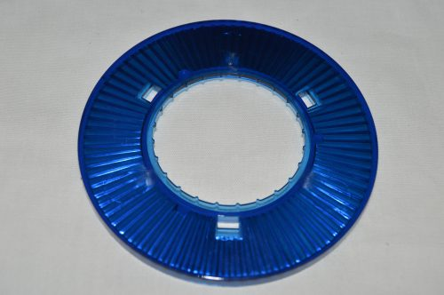 Blue Transparent Pop Bumper Collar 03-8276-10