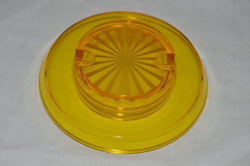 Pop Bumper Cap, Starburst Yellow 03-9007-16