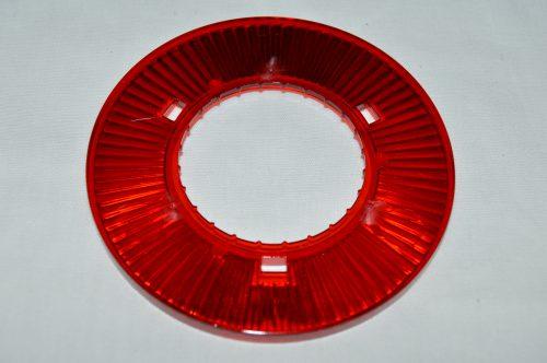Red Transparent Pop Bumper Collar 03-8276-9