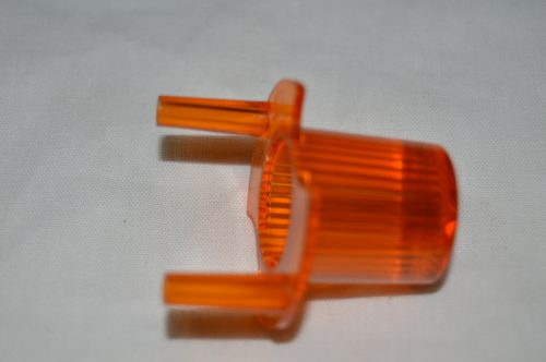 Orange Dome with Pegs 03-9267-12