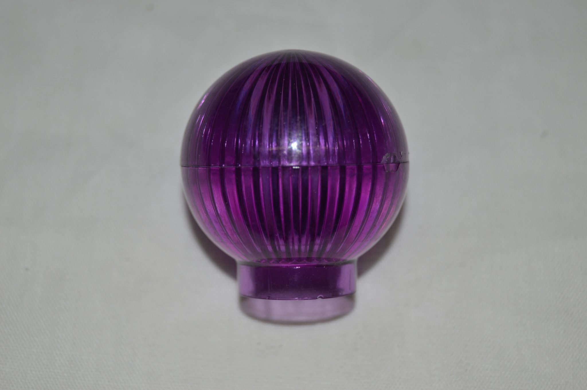 Purple Globe Lamp Dome 03-9441-18