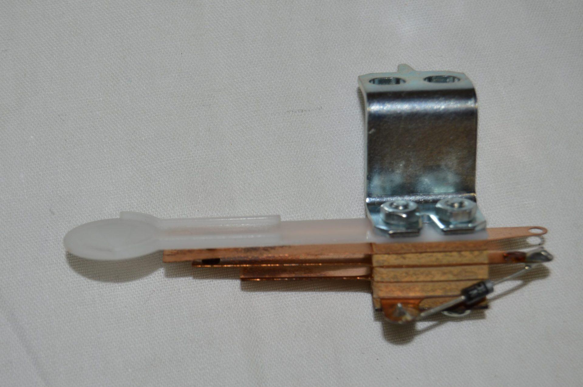 Williams/Bally Pop Bumper Switch W/ Bracket B-12030-2