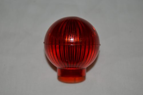 Red Globe Lamp Dome 03-9441-9