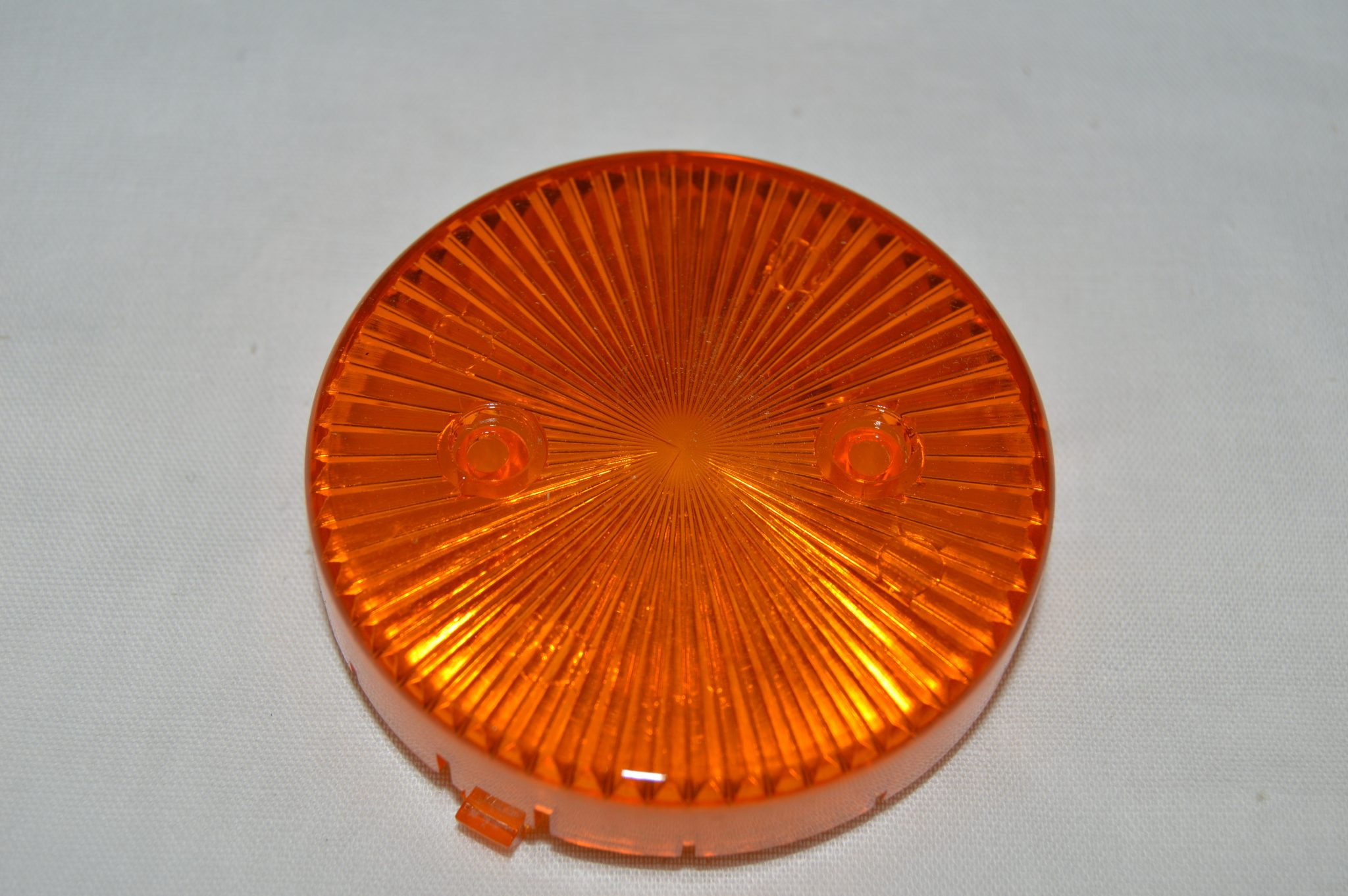 Orange Transparent Pop Bumper Cap 03-8277-12