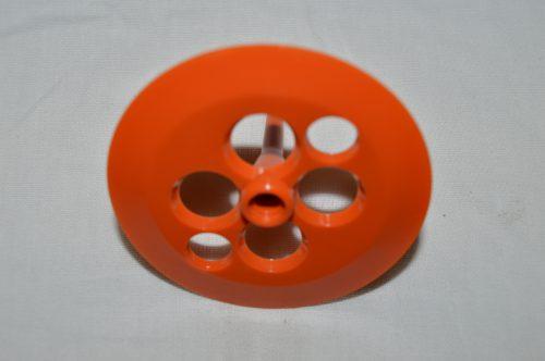 Pop Bumper Skirt Orange 03-6035-15