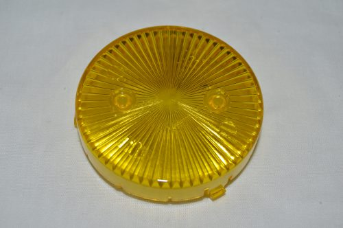 Yellow Transparent Pop Bumper Cap 03-8277-16