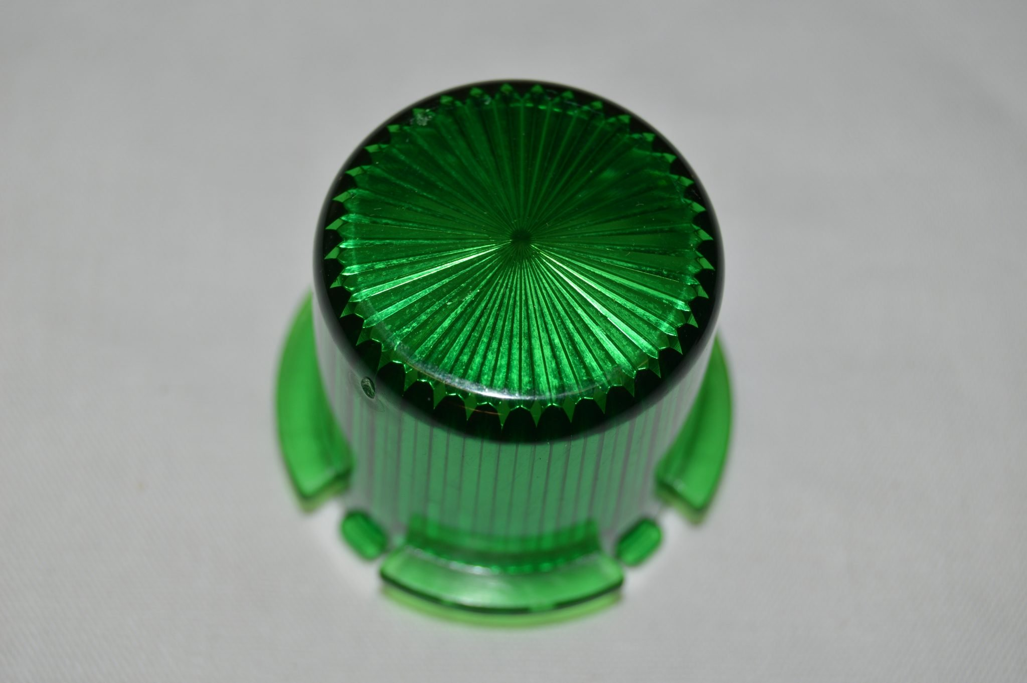 Green Flasher Twist Dome 03-8171-26