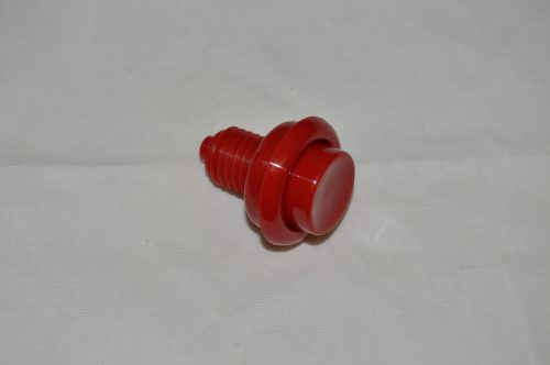 Red Flipper Button A-16883-4