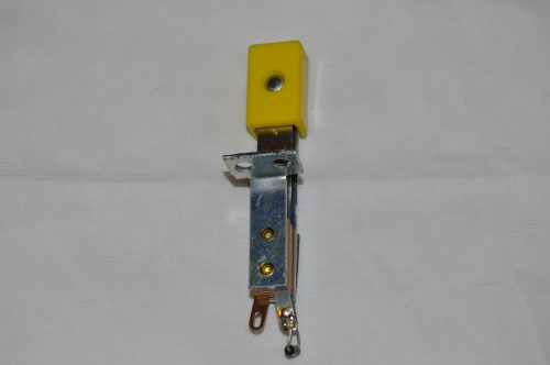 Yellow Deep Oblong Target Switch A-18017-6