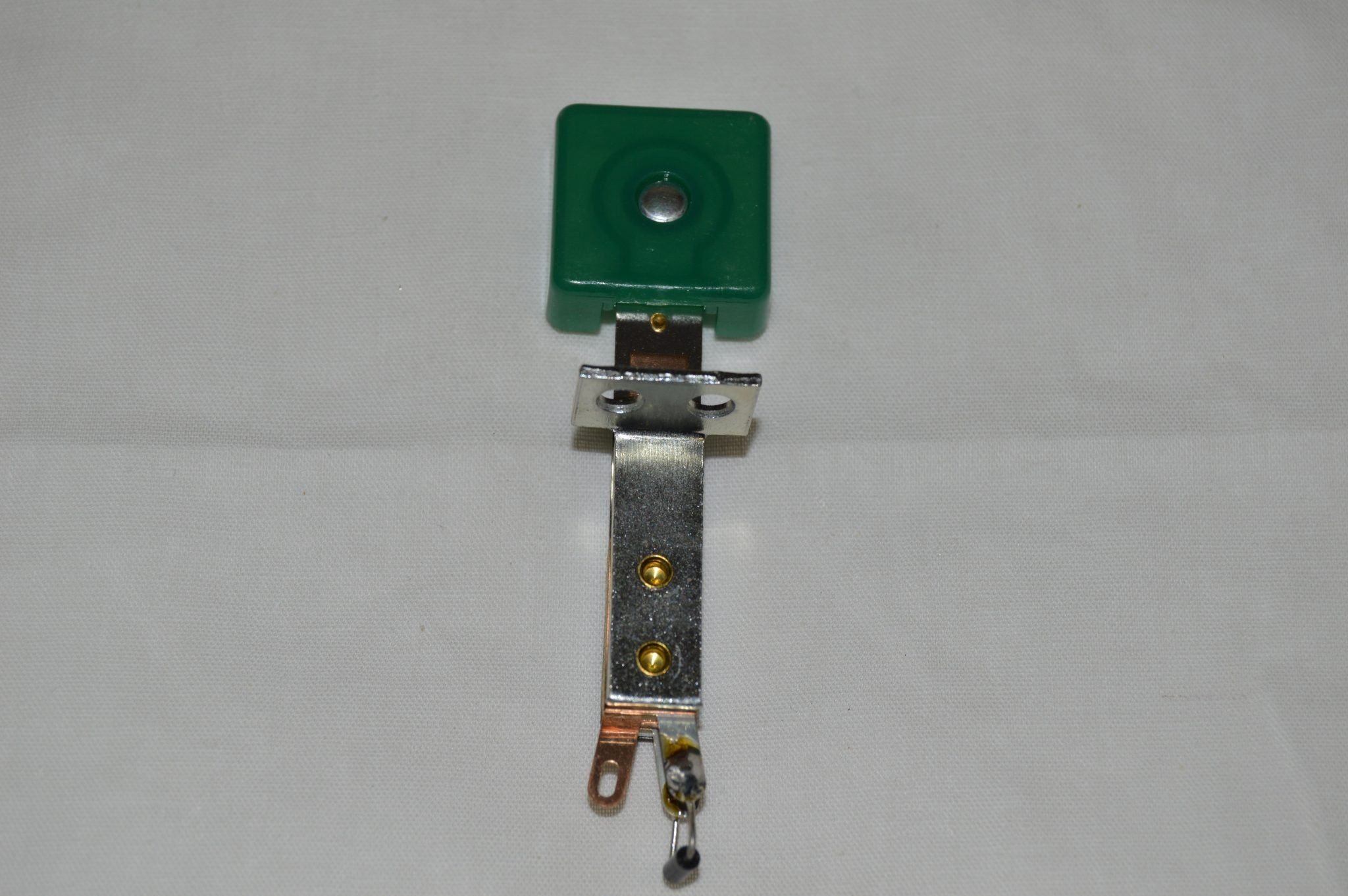 Green Deep Square Target Switch A-21576-21