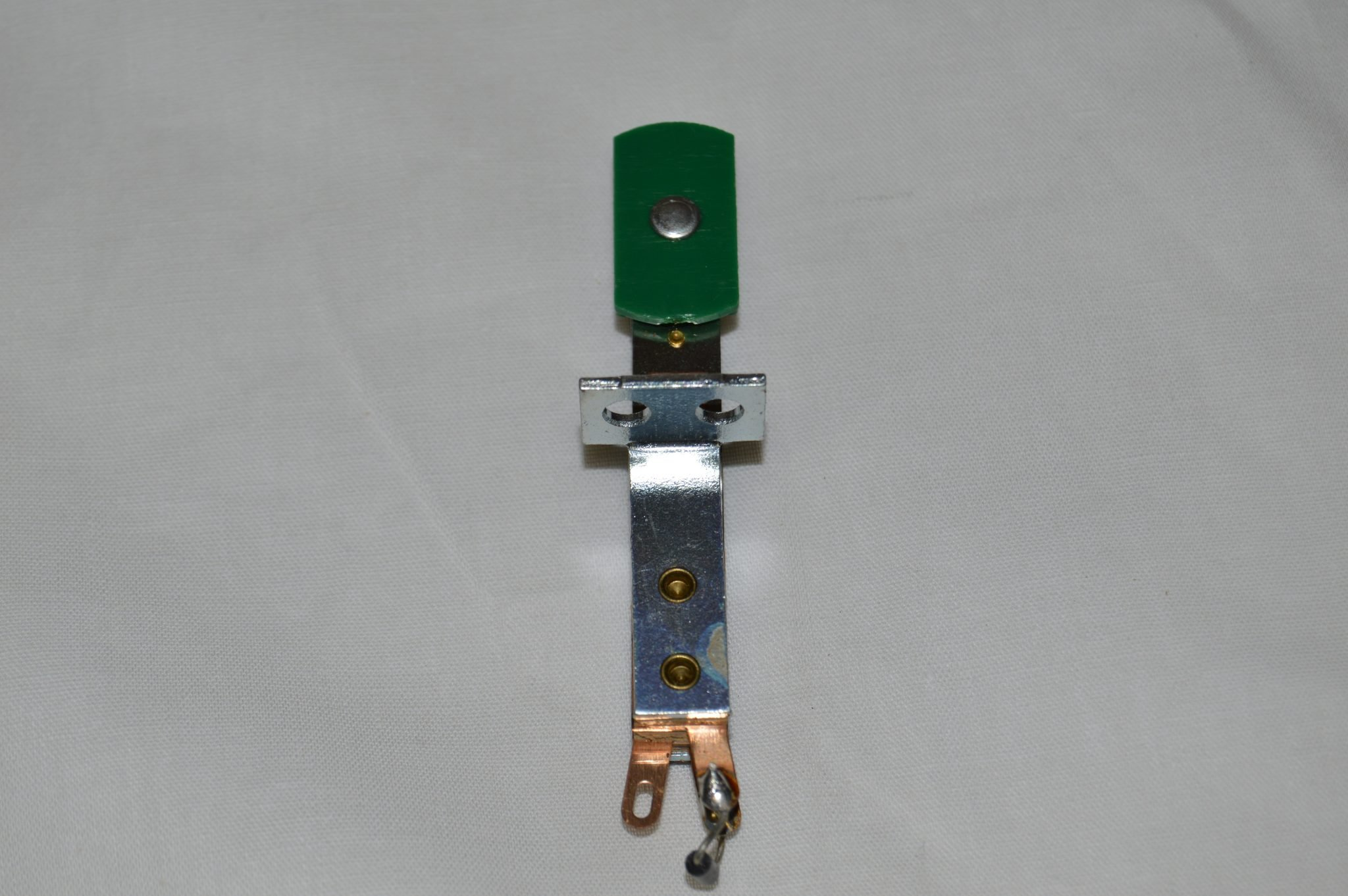 Target Switch Green Oblong Front mt A-18530-2
