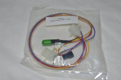 Magic Trunk Light w/ Cable and 2 molex connectors A-20029