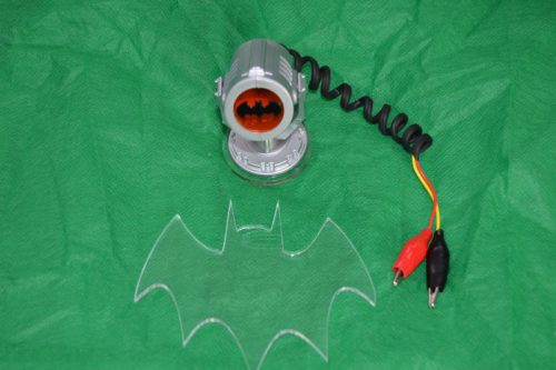 Batman Bat Signal Light