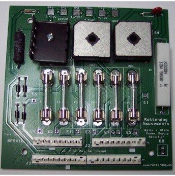 Bally/Stern Rectifier Board BPS018
