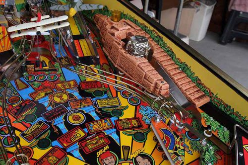 Indiana Jones Sideboard Decal Set