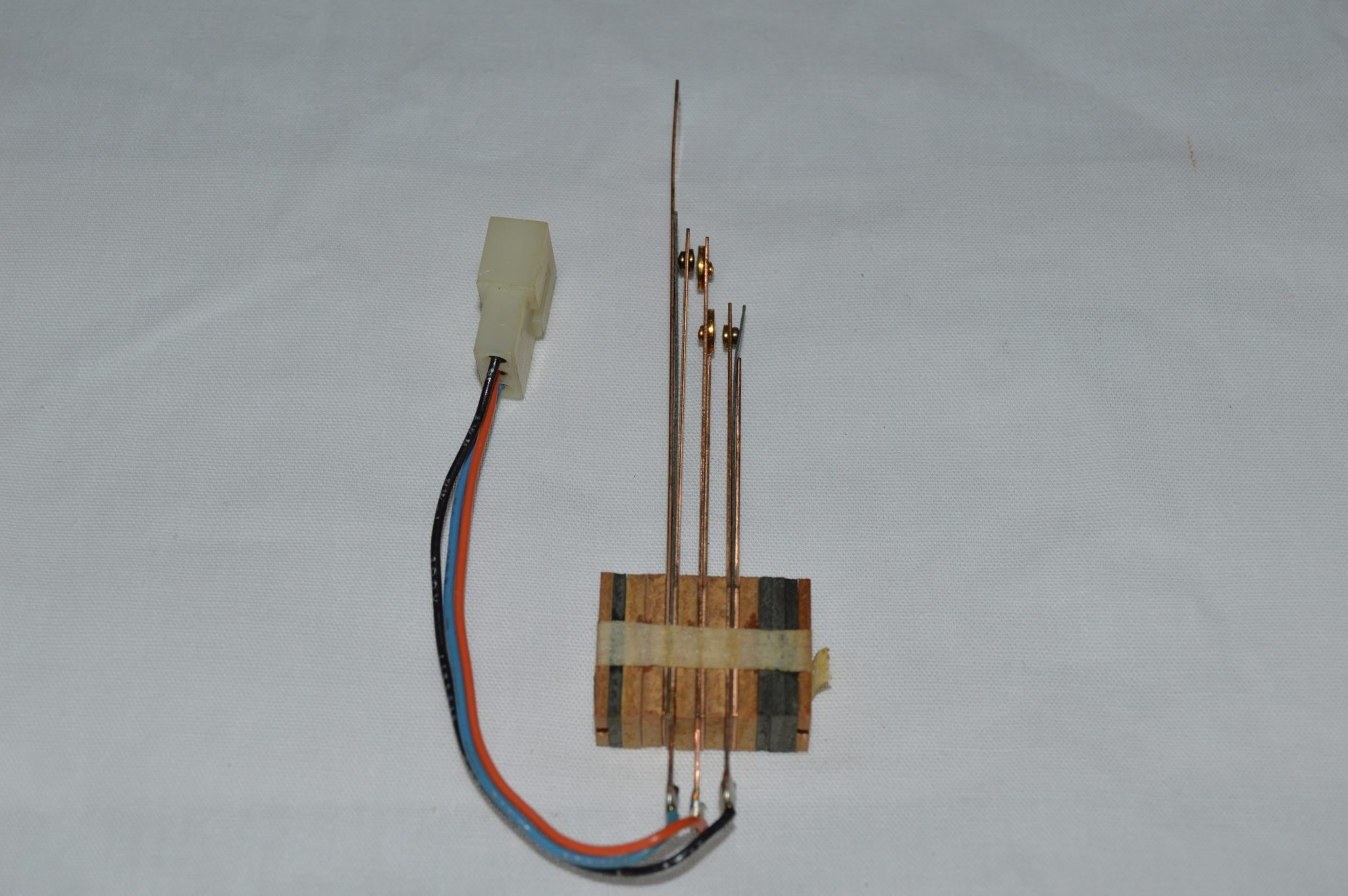 Dual Flipper Switch Assembly A-9989