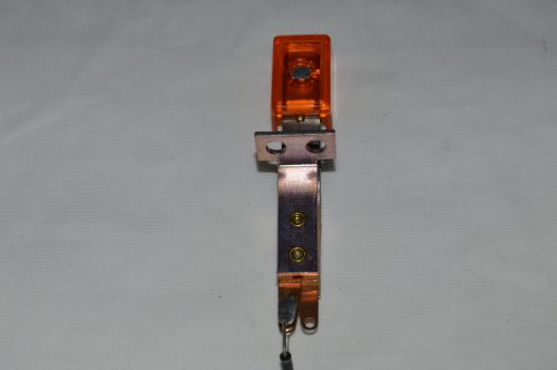 Transparent Orange Deep Oblong Target Switch Assembly A-14604-12