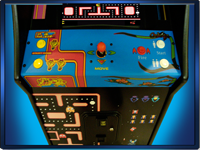 Ms. Pac-Man/Galaga 60 games
