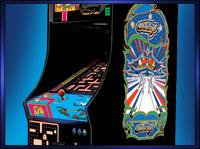 Ms. Pac-Man/Galaga 60 games