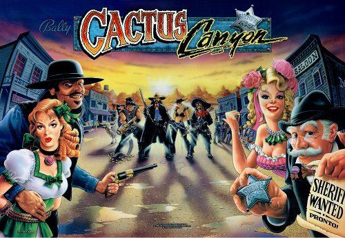 Cactus Canyon