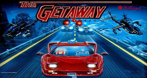 Getaway High Speed 2