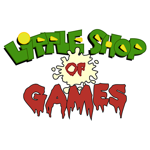 little shop of games icon
