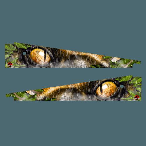 Jurassic Park Stern art blades