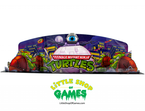 Teenage Mutant Ninja Turtles Topper TMNT Stern